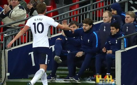 "Mauricio Pochettino warned Tottenham Hotspur cannot afford to take Harry Kane for granted after the striker opened his goalscoring account for 2018. Kane netted twice to help Tottenham into the fourth round of the FA Cup as, despite the personal records, he and manager Pochettino both seek their first piece of silverware. Spurs have been given another reminder of how tough it can be for even the Premier League's best clubs to hold on to their stars after Liverpool agreed to sell Philippe Coutinho to Barcelona in a £142million deal. Pochettino hopes Kane can become a one-club man, but is realistic enough to acknowledge that Tottenham must play their part in making sure the love affair continues. Kane could earn considerably more by leaving Spurs and would also be guaranteed trophies at one of Europe's biggest clubs. Mauricio Pochettino congratulates Kane after he is substituted Credit: Julian Finney/Getty Images ""Harry is so special,"" said Pochettino. ""Because he loves Tottenham and he has always been at Tottenham. But we need to be clever how we manage him. The player needs to choose to stay here, you cannot force the player to stay here. ""Our job is to try to work together and try to achieve everything we want at the club and of course Harry is such a special player. I told him only a few special players like [Francesco] Totti can spend all their career in one club. ""I think Harry is this type of a player who can stay all his career at Tottenham because he loves Tottenham. But in football you cannot be sure. ""It is today, the present, tomorrow, after tomorrow you need to doubt. That is why it is so important to work together and try to achieve all that you want. ""And of course this present at Tottenham, this future at Tottenham, this project is so exciting and I hope, we hope, that all together we spend a lot of time here and try to win trophies and achieve what we want."" Pochettino had originally been asked whether or not Coutinho's move was a boost to Tottenham's Premier League top four hopes, but the Argentine decided to take a different approach to the question. ""I think it is a massive example or massive point to show how this business is,"" said Pochettino. ""How difficult it is for the clubs to keep their best players. Pochettino wants Kane to be a one-club man with Spurs Credit: Anthony Devlin/PA ""Liverpool is one of the best clubs in the world and it looks when Coutinho, or a player like Coutinho, wants to leave, how difficult it is to keep your best player. ""But that is [the situation] today with Coutinho, who I think Liverpool wanted to keep but was difficult to keep. And look what happened with Cristiano Ronaldo at Man United and Zidane at Juventus, Figo in Barcelona. It is a lot of examples that it is so, so tough to keep your best player if the player says he wants to leave. ""That is why it is so important how you care for your players. It is why you need to anticipate things. It is so important to work with the human side and then to provide the player, the club and the team an exciting moment, and try and build a project that they feel comfortable with and they are happy to be with you. ""Today, when a player decides to leave, look what happens. If another club pays the type of money they pay - like Barcelona with Liverpool - how do you stop it?"" AFC Wimbledon manager Neal Ardley admitted that he thought it was a ""wind up"" when he saw Kane's name on the Tottenham team-sheet on Sunday. Kane was not even born when the Crazy Gang beat Liverpool in the 1988 FA Cup final and the England international succeeded where John Aldridge had failed by finding a way past a Wimbledon goalkeeper at Wembley. Pochettino embraces Neal Ardley after Spurs' win over Wimbledon Credit: Shaun Brooks/Getty Images But Tottenham had survived a major first-half scare before Kane broke Wimbledon hearts with two goals in three second-half minutes. Jimmy Abdou's shot looked like it was heading towards the top corner until stand-in Spurs goalkeeper Michel Vorm managed to tip the ball on to the underside of his crossbar and then save the follow up shot from Liam Trotter. Kane himself had gone close on a couple of occasions before the break, but it was two goals just after the hour mark that killed the tie and any chance of an upset. For the first, Kieran Trippier played in Moussa Sissoko down the right and the midfielder's cross was converted by Kane. The 24-year-old then doubled his and Tottenham's tally by sweeping the ball into the net after a Kyle Walker-Peters shot had been deflected into his path. Not even a thunderbolt from Jan Vertonghen, which increased Tottenham's lead to three goals, stopped the Wimbledon fans taking great delight in jeering former MK Dons midfielder Dele Alli, who was sent on as a substitute. Pochettino took Kane off before he had the chance to complete his hat-trick and the FA Cup may yet prove to be an important competition for the two men Tottenham must keep hold of."