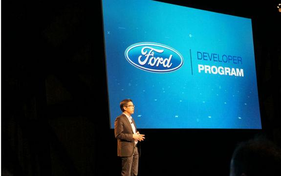 Why Ford's New Car Apps Include China's Twitter