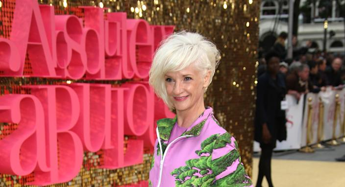 Jane Horrocks does not think 'Ab Fab' would be made today. (AP)