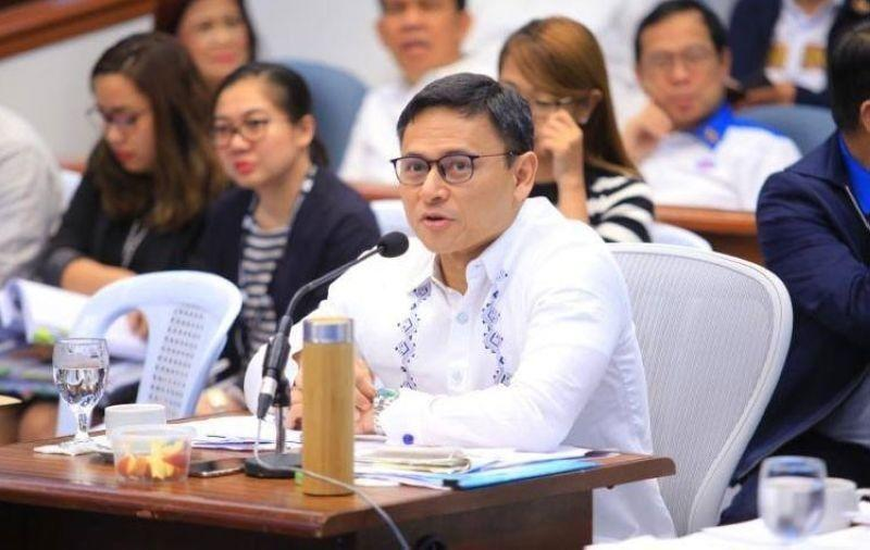 Sonny Angara recovers from Covid-19