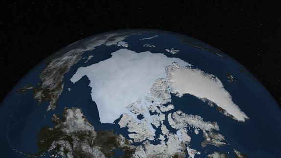 Polar Opposites: Why Climate Change Affects Arctic & Antarctic Differently