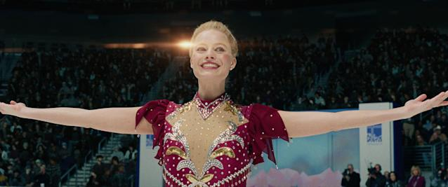 Margot Robbie as Tonya Harding in <em>I, Tonya</em>. (Photo: 30West /Courtesy of Everett Collection)