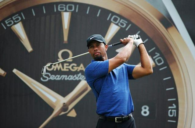 """<a class=""""link rapid-noclick-resp"""" href=""""/pga/players/147/"""" data-ylk=""""slk:Tiger Woods"""">Tiger Woods</a> still isn't a lock for next week's Genesis Open. (Getty Images)"""