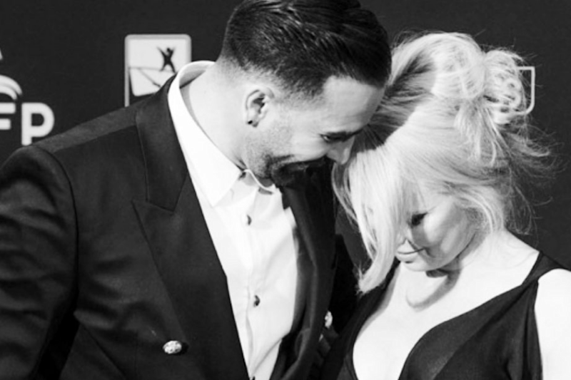 Pamela Anderson Splits Up With World Cup-Winning Defender Adil Rami Accusing Him of Cheating on Her