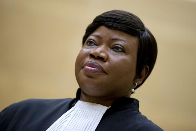 Fatou Bensouda's mandate as chief prosecutor of the International Criminal Court is due to end in June