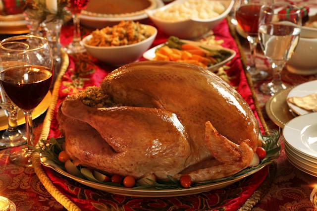 A turkey for a holiday dinner.To see more of my Thanksgiving images click on link below: