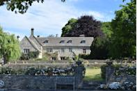 """<p>A former hunting lodge, the Grade I listed property dates back to the 12th Century and located just a 20-minute drive from Cheltenham, with uninterrupted views down the Painswick Valley.</p><p>The house has been owned by the same family for 95 years and continues to be the family home for the third generation.</p><p>Exclusive hire is available, as well as bed and breakfast rooms for guests, and a marquee can be erected so there is ample space for drinks and food outside.</p><p>Included with Painswick Lodge is exclusive use of the gardens and grounds including ample parking, the option to host a post-wedding BBQ or Brunch the following day, a wedding night stay in the Shepherds Hut for the bride and groom (prices start from £6,000).<br></p><p>Find out more <a href=""""https://www.painswicklodge.co.uk/"""" rel=""""nofollow noopener"""" target=""""_blank"""" data-ylk=""""slk:here"""" class=""""link rapid-noclick-resp"""">here</a>. </p>"""