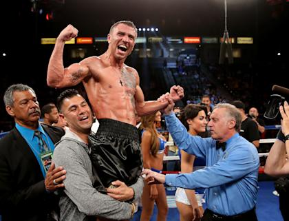 Vasyl Lomachenko is the real deal. (Getty)