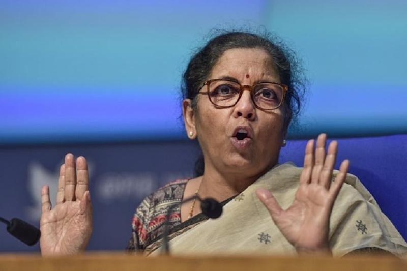 Coronavirus Pandemic: FM Sitharaman Holds Virtual Meeting with IT Body Nasscom