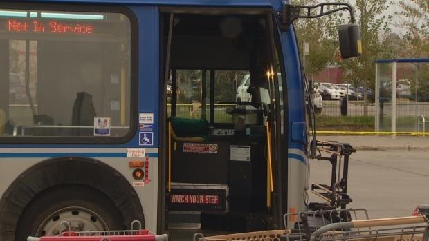 The City of Edmonton plans to hire company to replace unionized transit cleaning staff.  (David Bajer/CBC - image credit)