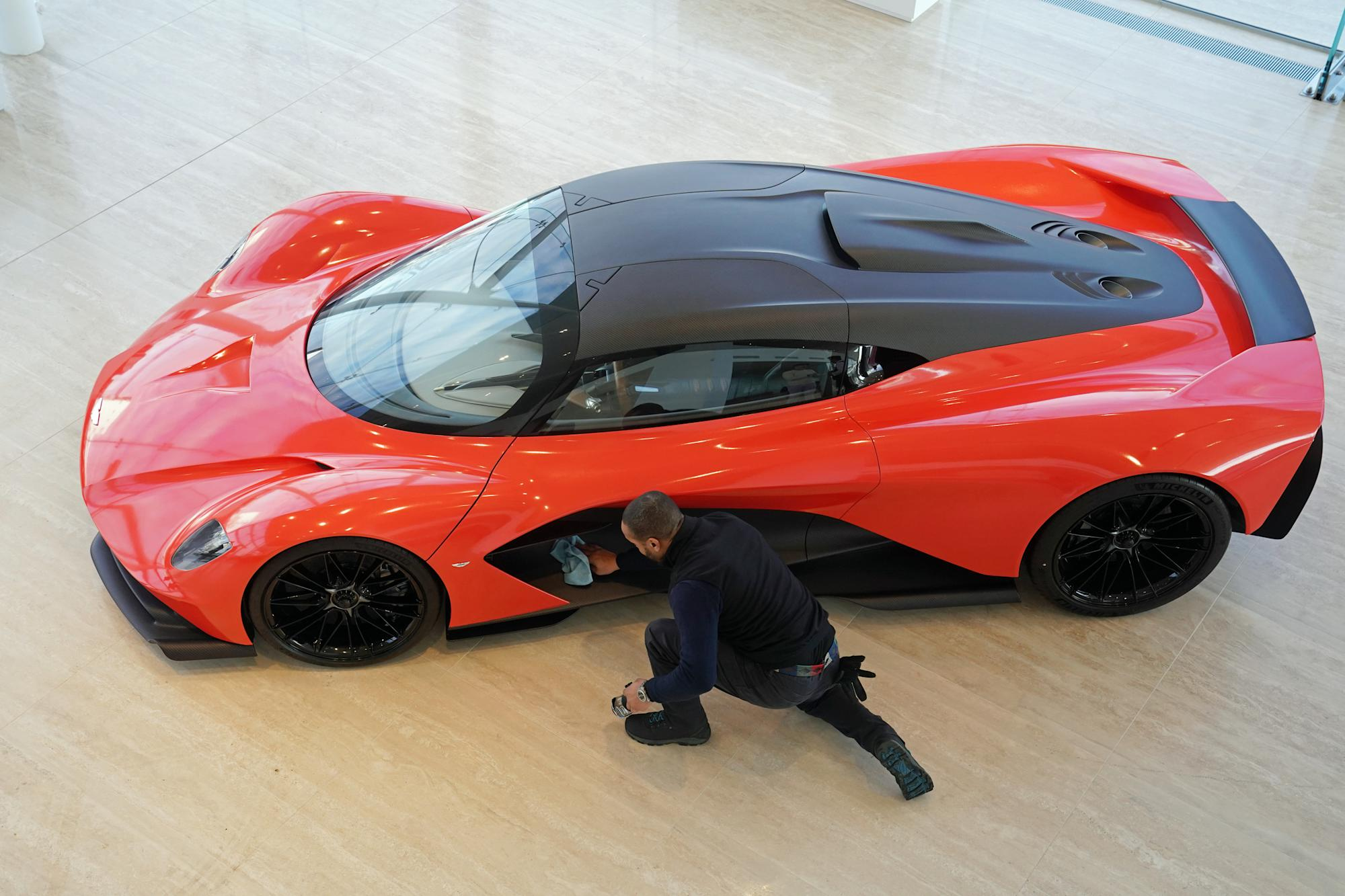 Stock Market Report Aston Martin Raises Cash Easyjet S Sale And Leaseback Deal And Intu Faces Collapse