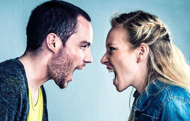 These are the biggest fights couples have before they break up. Photo: Getty.