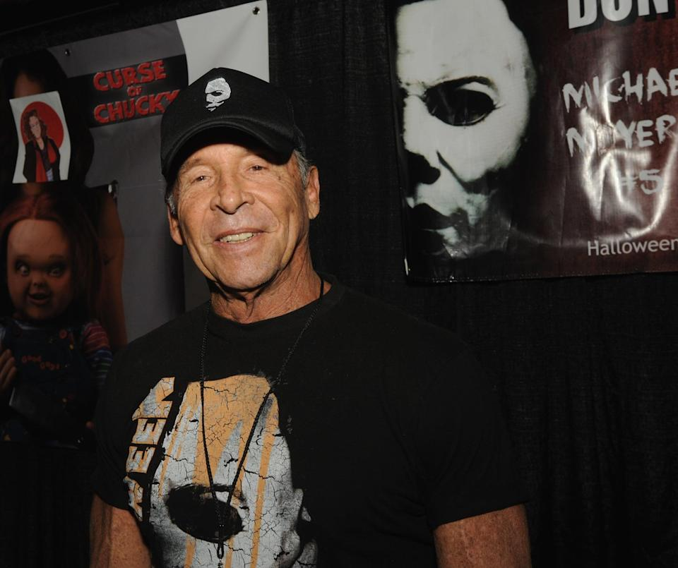 """<p>Don Shanks put on Michael Myers's mask for <strong><span class=""""nofilter"""">Halloween</span> 5: The Revenge of Michael Myers</strong>. Like many other actors who played the iconic villain, Shanks is a stuntman, as well as an actor. He has worked in dozens of horror movies and even joined another horror franchise when he played Ben Willis, aka The Fisherman, in <strong>I'll Always Know What You Did Last Summer</strong>. </p>"""