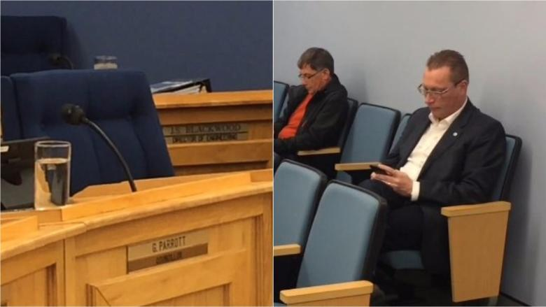 Can't quit, you're fired: Gander council votes councillor out of office despite resignation