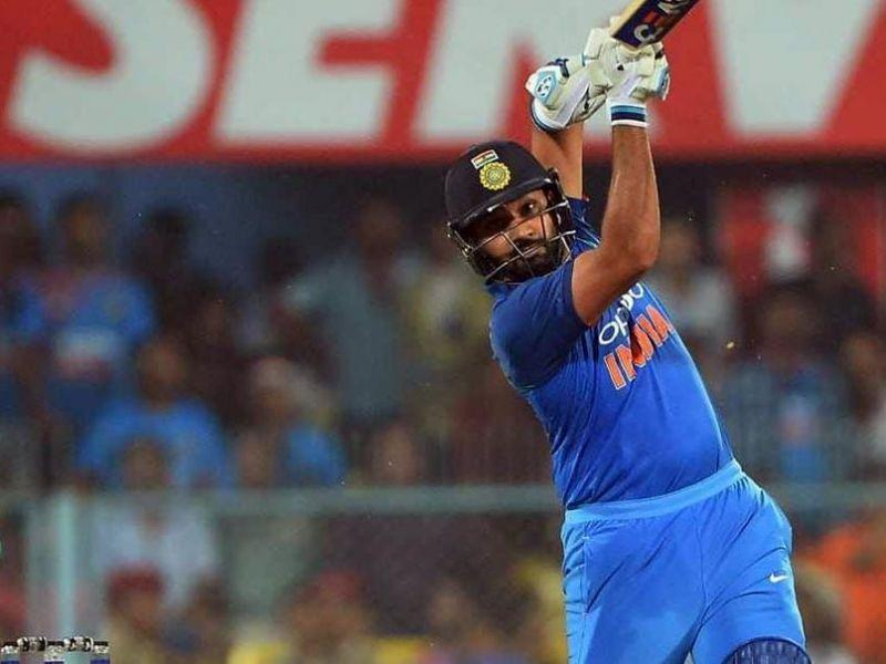 Image result for rohit 2018 vs windies