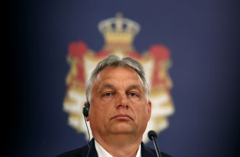 Hungary's Orban 'sceptical' about EU economic rescue proposal
