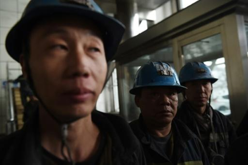 Four miners rescued in China after 36 days underground: Xinhua