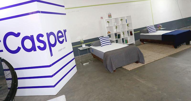 Casper Sleep files for IPO