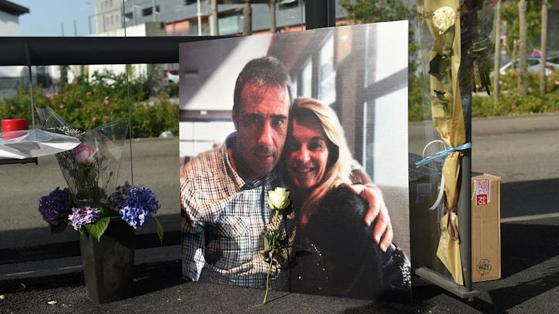 Widow of French bus driver beaten to death over masks says family is 'destroyed'