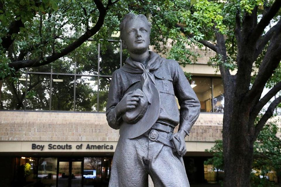 Boy Scouts Bankruptcy (Copyright 2020 The Associated Press. All rights reserved.)