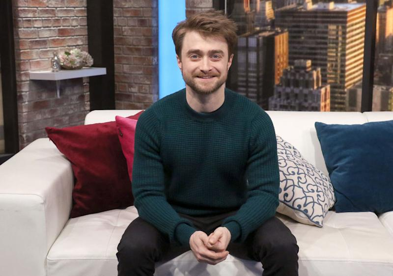 Daniel Radcliffe says he doesn't have the coronavirus. (Photo: Jim Spellman/Getty Images)