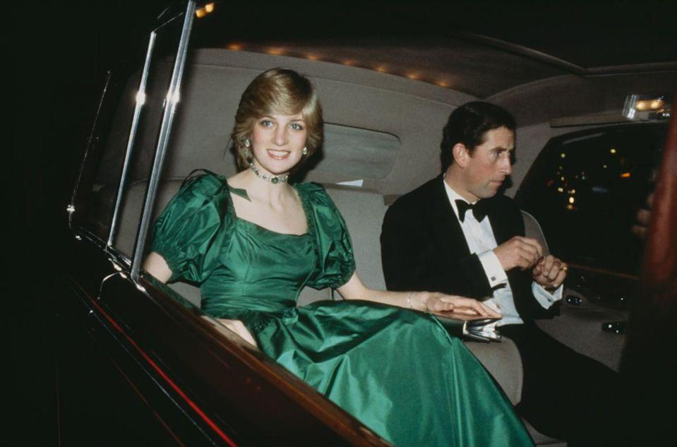 <p>The green ballgown always goes. </p>