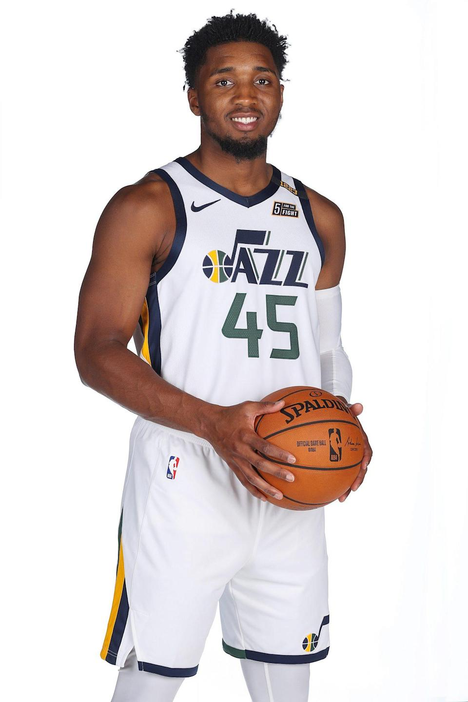 <p>The Utah Jazz player will play against his teammate Gobert, who was picked by James.</p>