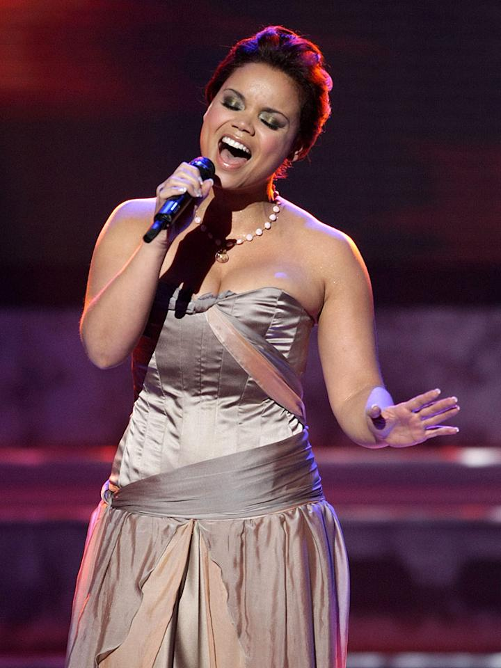 """In Season 2, <a href=""""/kimberley-locke/contributor/1207675"""">Kimberley Locke</a> went from bespectacled underdog to glamorous diva, yet still lost out to the dynamic duo of Ruben Studdard and Clay Aiken. However, this """"Idol"""" has been far from idle. Besides co-running a restaurant, serving as spokeswoman for Jenny Craig, doing plus-size modeling, guest-hosting on """"The View,"""" dating her former """"Celebrity Fit Club"""" trainer Harvey Walden, and doing various charity work, she's continued her successful music career, racking up two #1 Adult Contemporary hits and a #1 Dance chart album, and recently made a stellar return to the <a href=""""/american-idol/show/34934"""">""""American Idol,""""</a> stage this season in a gown designed by """"Project Runway's"""" Christian Siriano."""
