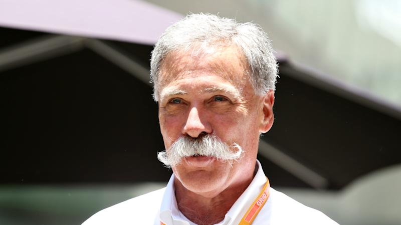 F1 chief executive Chase Carey