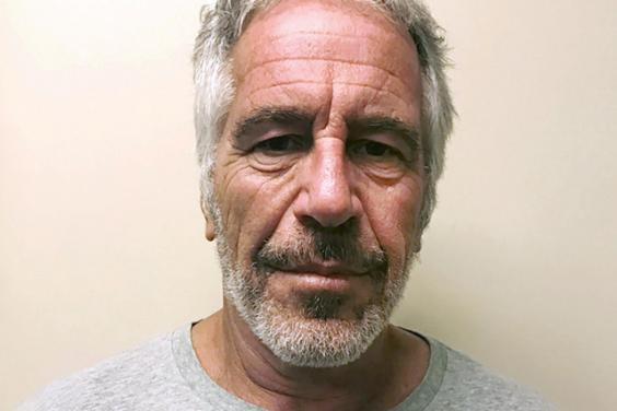 Jeffrey Epstein is the subject of a new documentary by Lifetime. (New York State Sex Offender Registry via AP)
