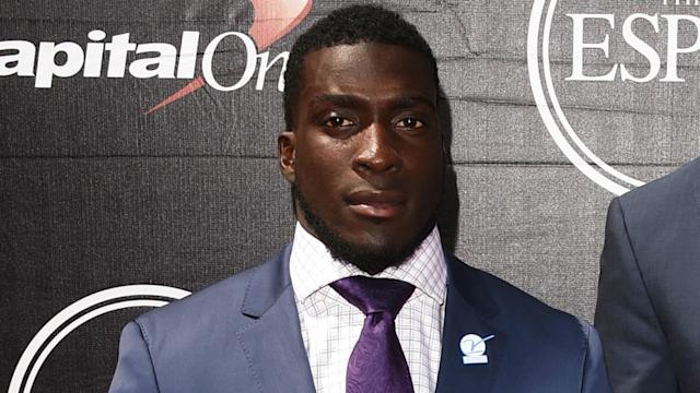 Senquez Golson was stopped by TSA with a gun in his carry-on bag at the Mobile Regional Airport on Wednesday.