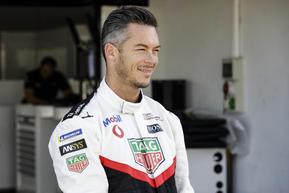 LOTTERER Andre (ale), Tag Heuer Porsche, portrait during the ABB Formula E Championshop official pre-season test of season six at Circuit Ricardo Tormo in Valencia on October 15, 16, 17 and 18 of 2019, Spain.  (Photo by Xavier Bonilla/NurPhoto via Getty Images)