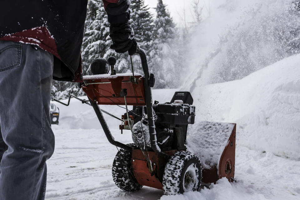 Snowplow parents are the new protective parents on the block [Photo: Getty]