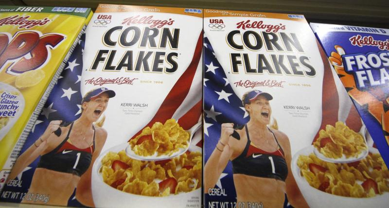 Kellogg 2Q adj. profit beats Street, revenue up