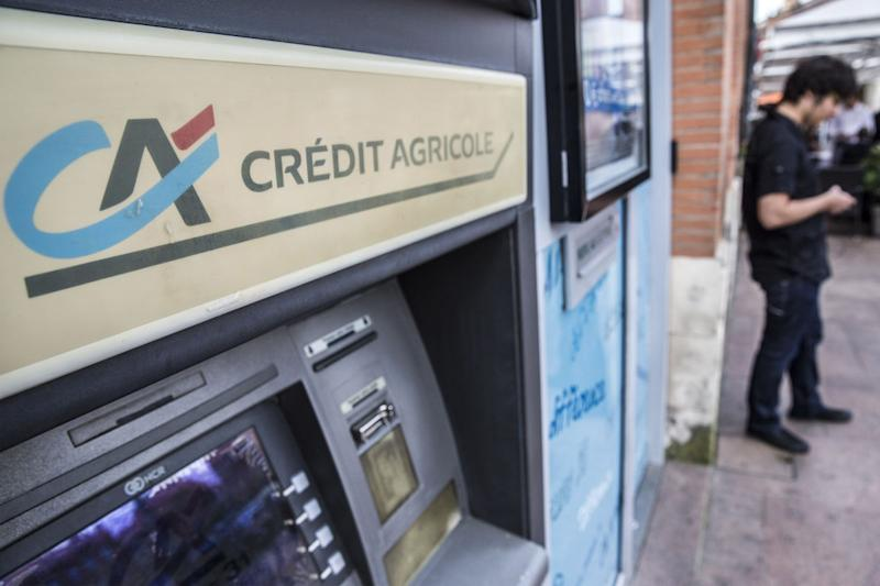 Credit Agricole Caught in Fixed-Income Slump Like Rivals