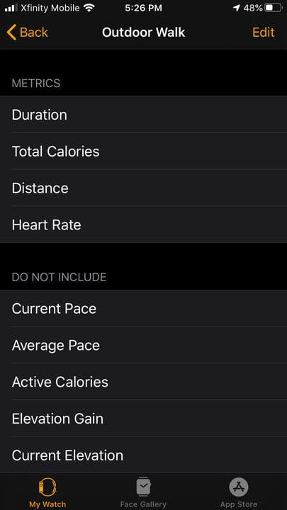 how to use apple watchs fitness features metrics6