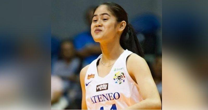 Wong excited to be back to playing after missing UAAP Season 82