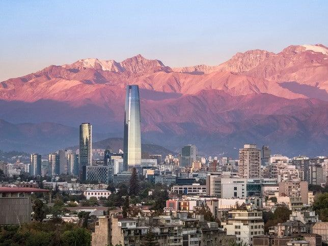 Santiago, Chile (Getty Images/iStockphoto)