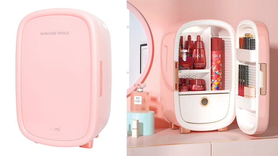 Best Valentine's Day gifts: Skincare Fridge