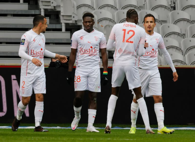 Ligue 1 - Lille v Nimes Olympique