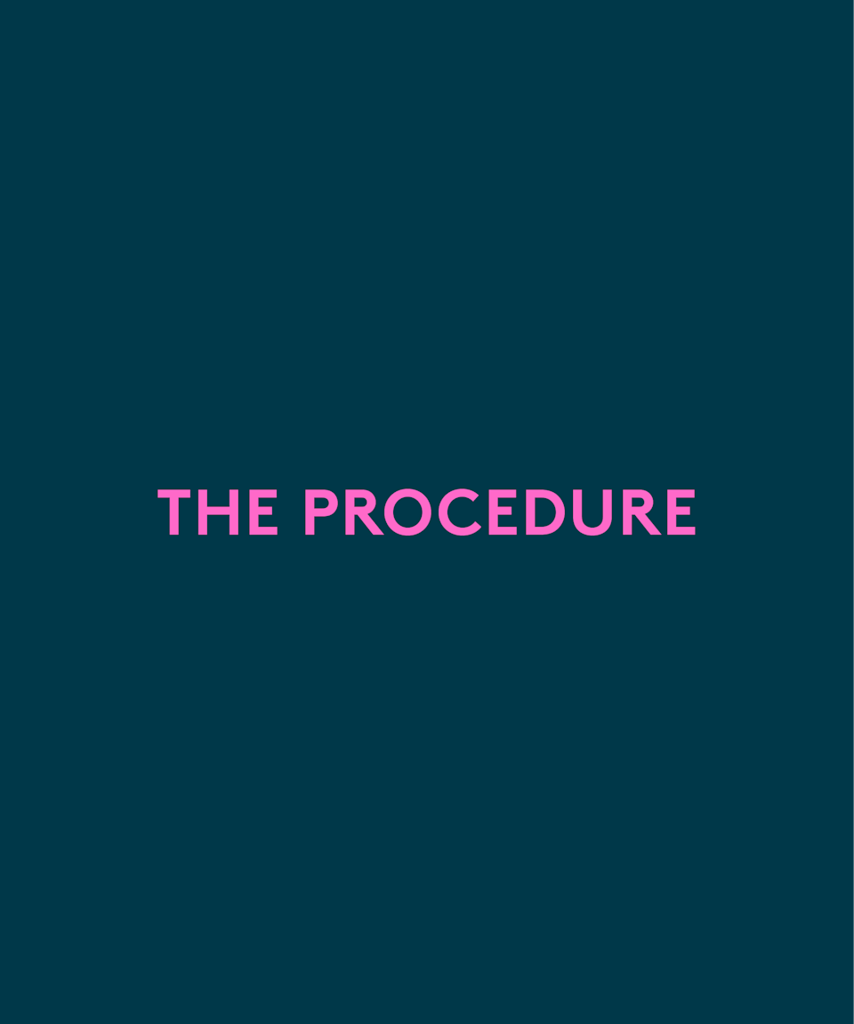 """<p>On the day of your procedure, your doctor will remove your makeup and cleanse your skin with both hibiclens (a medical-grade skin cleanser) and rubbing alcohol to prevent infection. Then, they will either inject your undereye area directly or use a cannula, which is a tiny tube that's inserted above the cheekbone and used to distribute product elsewhere, like under the eyes. Dr. Grossman and Dr. Shamban normally opt for a needle because it's said to be more precise, but board-certified dermatologist <a href=""""https://www.thederminstitute.com/"""" rel=""""nofollow noopener"""" target=""""_blank"""" data-ylk=""""slk:Annie Chiu"""" class=""""link rapid-noclick-resp"""">Annie Chiu</a>, MD, sometimes uses a cannula because the risk of bruising is lower.</p><p>A skilled injector will go slowly, adding a bit of product at a time until they reach the desired result. """"It's important to do it in stages so we don't over traumatize and have too much swelling,"""" Dr. Chiu points out. Most doctors will keep patients sitting up so they can assess the work as they go and try to limit the injection spots. """"I usually do one to three entry points so you have less bruising,"""" Dr. Shamban says.</p><p>Many doctors also mold the product with their fingers quickly after it's injected to shape it into place before it fully sets. The whole procedure should take about 15 minutes (post numbing) and your provider will immediately ice the area to reduce swelling and bruising afterward. It's important not to mess with your undereye area for the rest of the day because you want to avoid germs as much as possible. Makeup, for example, is a no-no.</p>"""