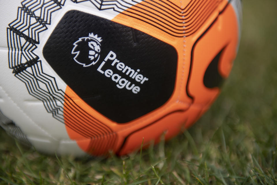 All 20 clubs in the Premier League will feature 'Black Lives Matter' on their backs. (VISIONHAUS)