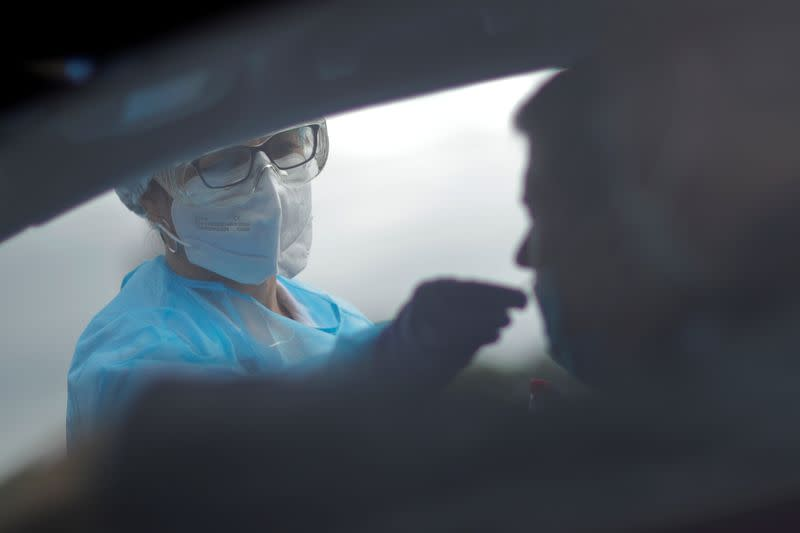 France says number of confirmed coronavirus cases up by 8,051 over 24 hours