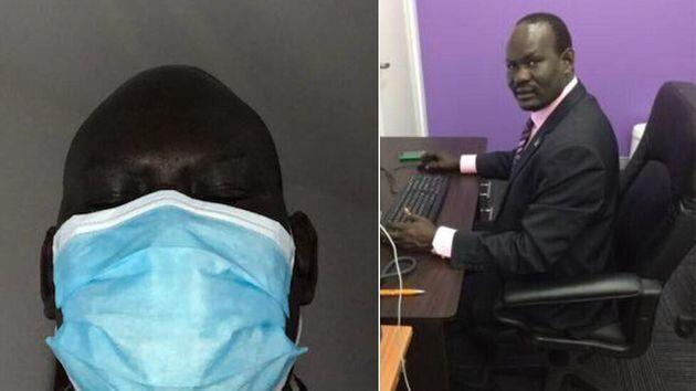 Southern Hope Community Organisation founder Emmanuel Kondok has been communicating with South Sudanese and African communities in Western Sydney. (Photo: SUPPLIED/EMMANUEL KONDOK)
