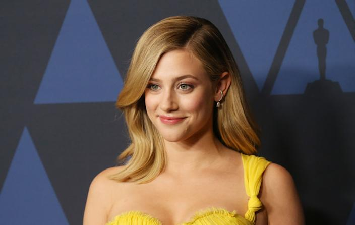 Lili Reinhart has clarified that she does in fact suffer from OCD [Photo: Getty]