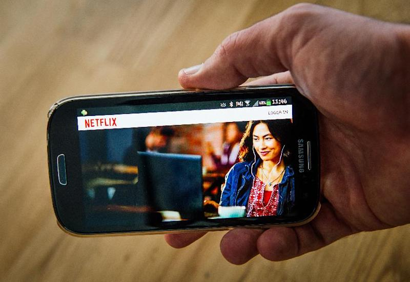 From doorstep DVD delivery to binge-watching on tablets and phones -- in 17 years Netflix has revolutionized the television industry