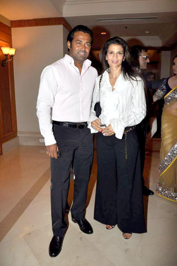 <p>In a highly public spat, model Rhea Pillai had demanded Rs 1 crore from her former beau and live-in partner, tennis star Leander Paes as a compensation for alleged domestic violence. Pillai has argued that her lawyers did not add the extra one on her court petition for compensation, hence bringing the amount down to Rs 10 lakh compensation. Paes, however, has not agreed to the alimony. Paes has been slapped a fine of Rs 5,000 by the Bandra court in order to accept his evidence in the case, after failing to appear for two hearings. The duo is also embroiled in a legal battle over custody of their 10-year-old daughter.<br /><em>Image credit: </em>Bollywoodhungama.com </p>