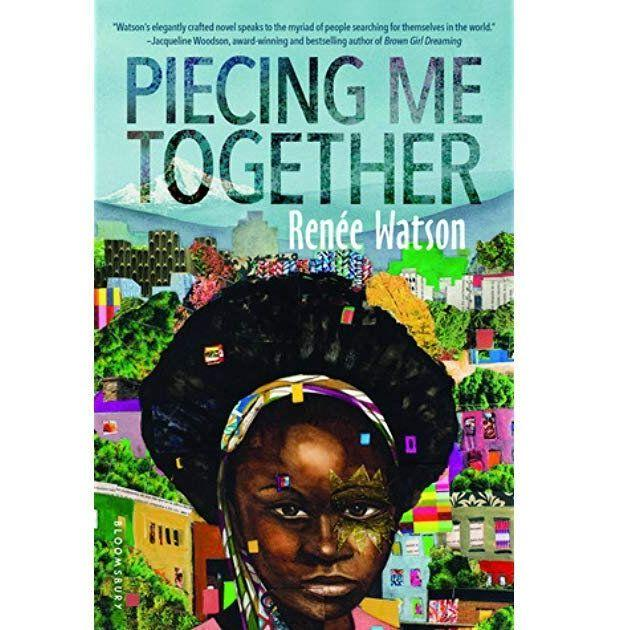 """""""The very first book I read this year was '<strong><a href=""""https://amzn.to/2KmYBBY"""" target=""""_blank"""" rel=""""noopener noreferrer"""">Piecing Me Togethe</a>r</strong>' by Renée Watson. I'd picked it up from the Young Adult sales table on my way out of the bookstore, captivated by its gorgeous, collage-style cover art. I thought it'd be an easy read for the start of the year but it set the bar high! This YA book tells the story of Jade, a Black high school student who feels like an outsider in her poor neighborhood and in her posh private school where the """"opportunities"""" she's presented with only label her and put her in a box as a """"troubled youth."""" This story of a teen trying to navigate microaggressions while advocating for her goals taught me how to advocate for my own adult dreams and to never let anyone, be it my family, my friends or my coworkers (the grown-up version of classmates) limit me and my infinite potential to be a force for good in the world."""" —<strong>Jolie Doggett, HuffPost Life Reporter</strong>"""