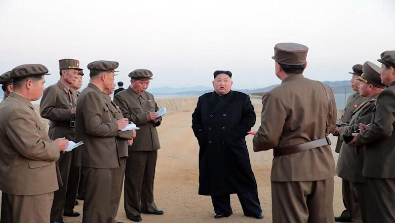 North Korea Conducts First Missile Test as No Progress in Talks With The U.S.