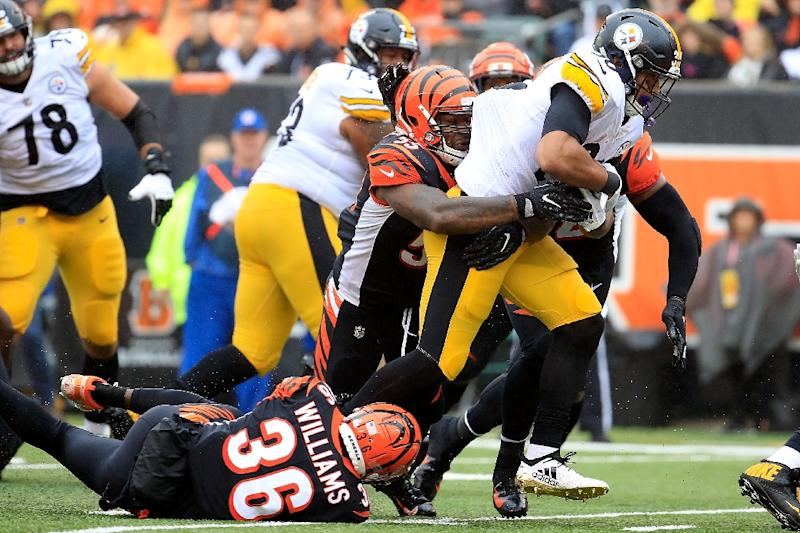 NFL fines Bengals linebacker Burfict $112K for hard hits
